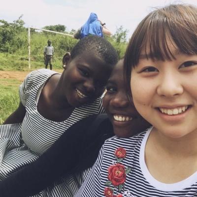 ガーナで人権 望月向日葵
